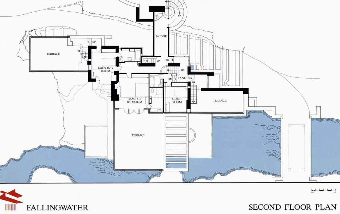 Casa de la cascada frank lloyd wright rt arquitectura for Articulos de arquitectura 2015