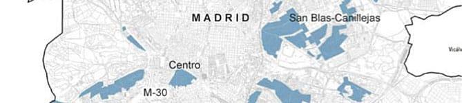 Ayudas municipales a la rehabilitación en Madrid.