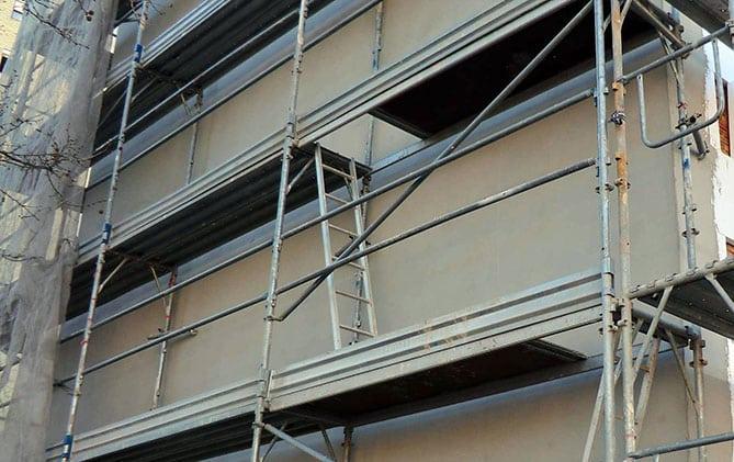 Más ayudas a la rehabilitación de edificios en Madrid.