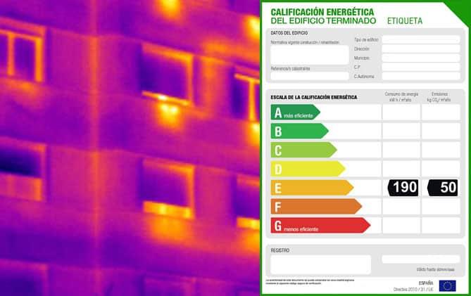 8 preguntas sobre el certificado energético.
