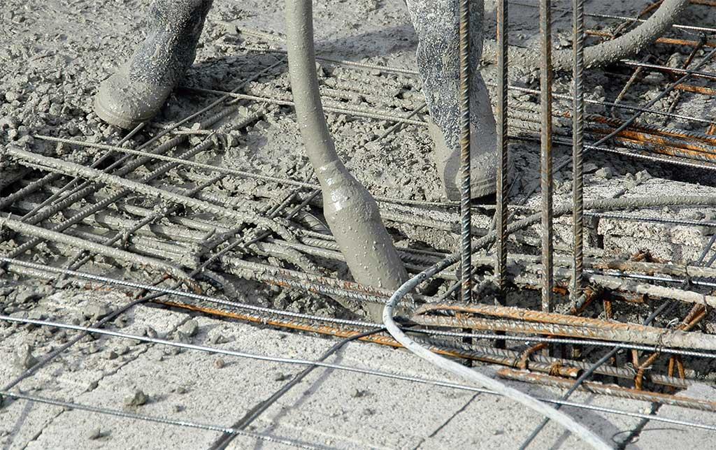 Sistemas constructivos más frecuentes en los edificios. Hormigón.