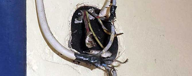 Asesoramiento para comprar vivienda. Instalación eléctrica.