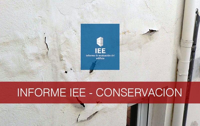 Informe IEE - Conservación.