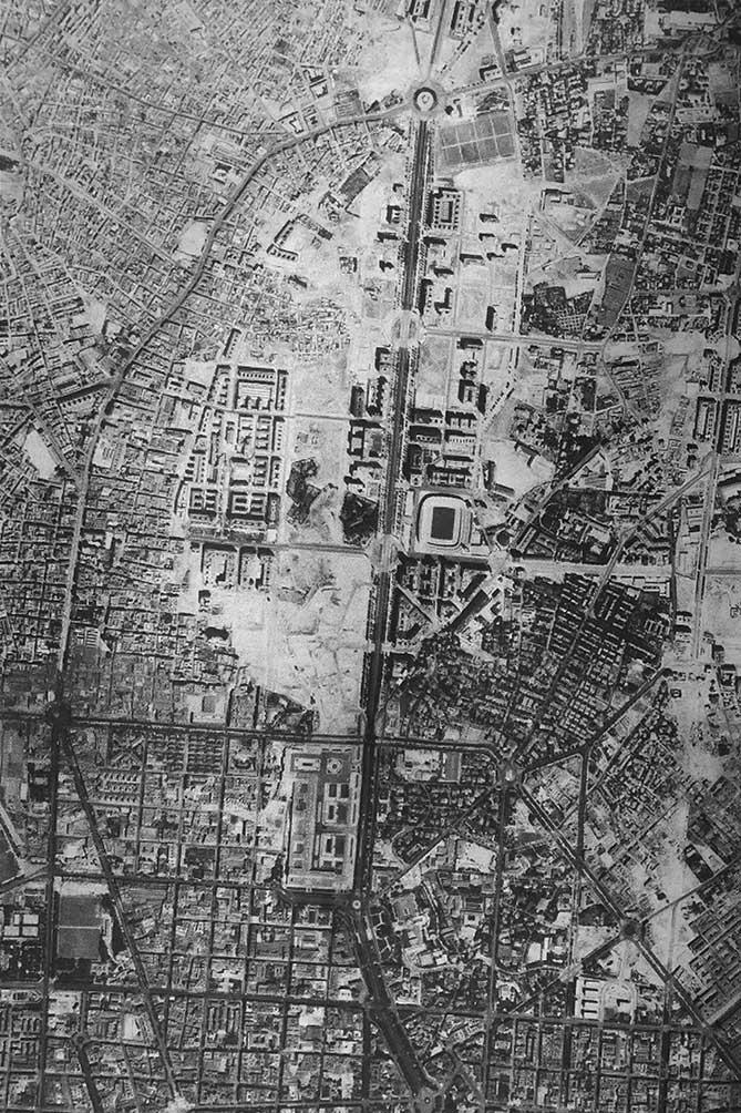 Madrid 1961.
