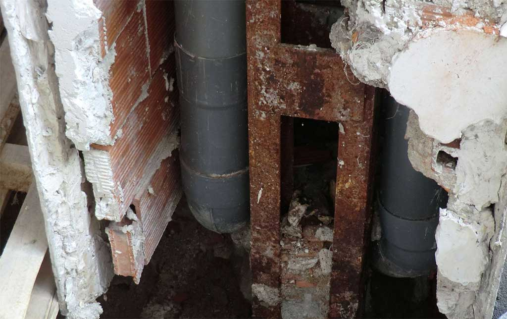 ITE desfavorable, oxidación de la estructura.
