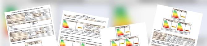 Obtener el certificado energético de la vivienda.