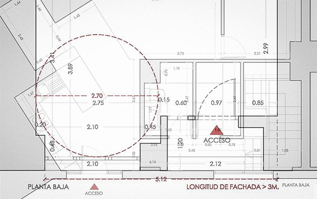 Transformar un local en vivienda.