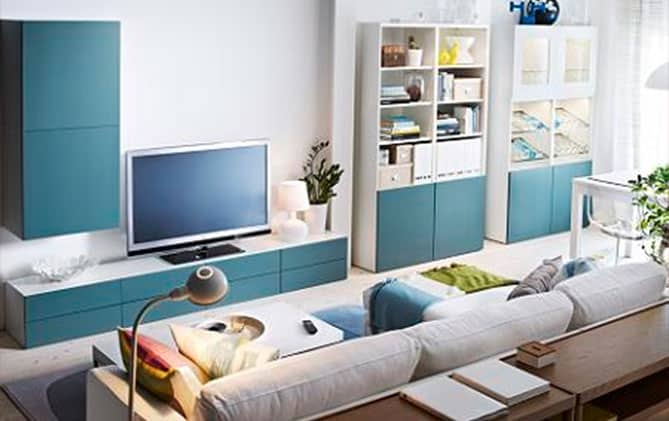Salón pequeño, consejos para decorar   rt arquitectura